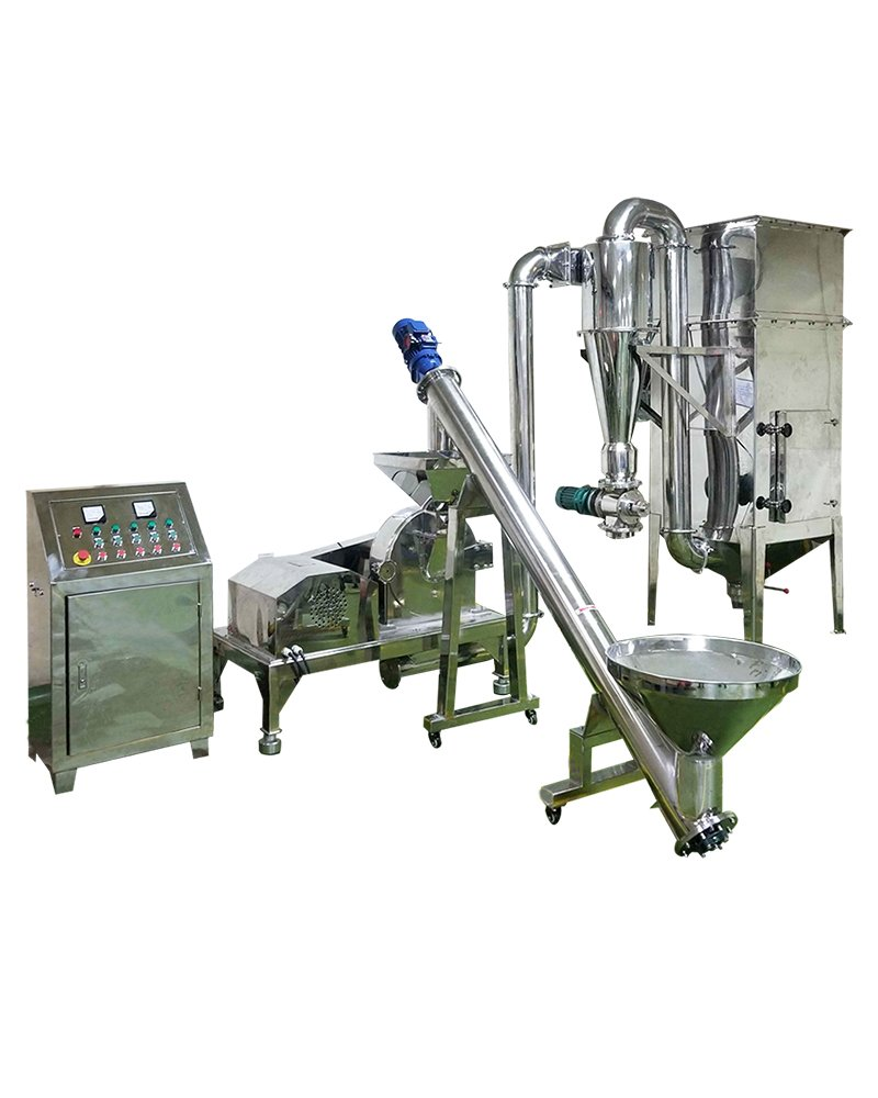 WF Series Universal Pulse Dust Absorption Crusher